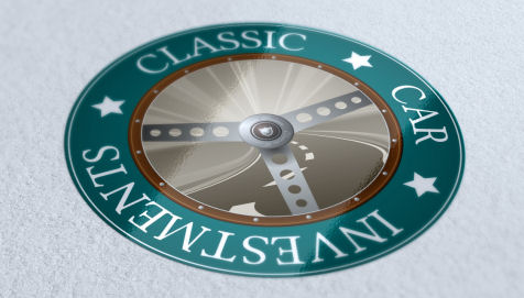 Classic Car Investments Logo by Cude Design