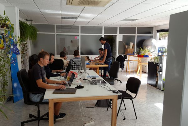 Cude Design coworking in the Canary Islands