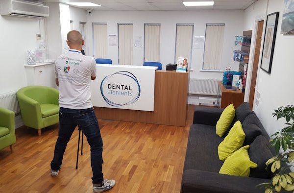 Google Virtual Tour for Dental Elements by Cude Design