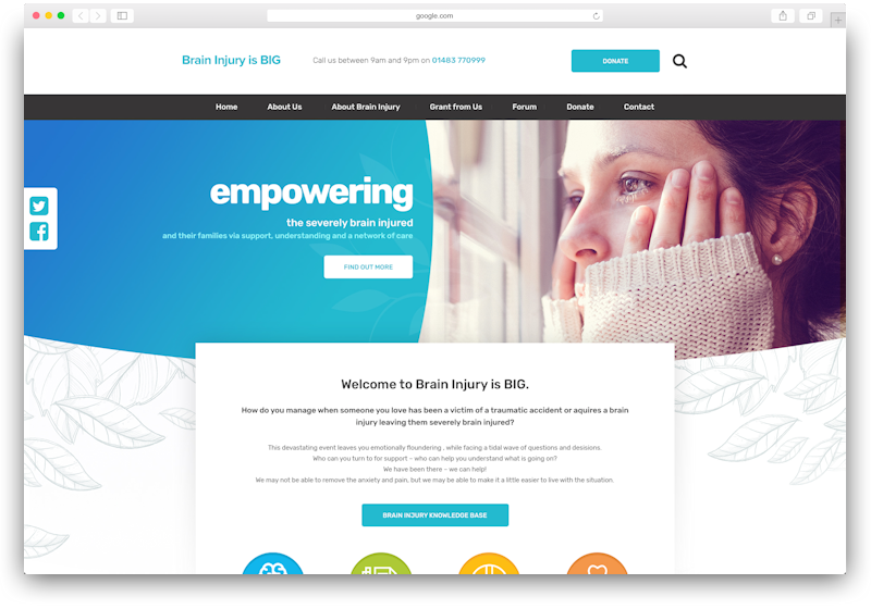 Bespoke WordPress Websites by Cude Design