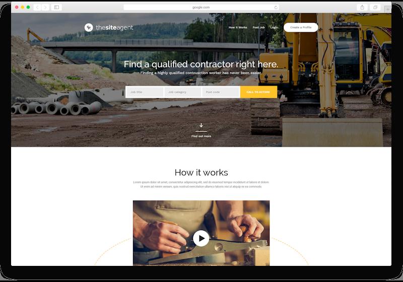 WordPress Website Design in Surrey
