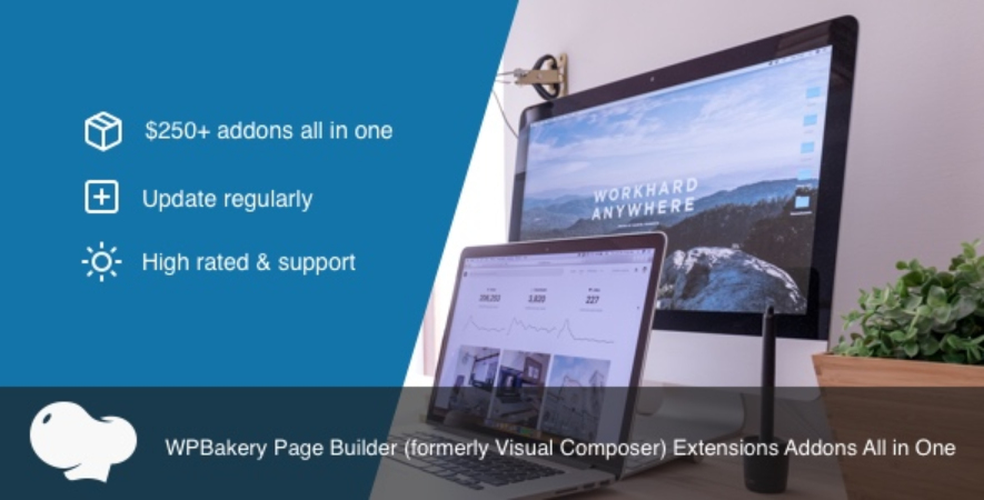 All In One Addons for WPBakery Page Builder - formerly Visual Composer