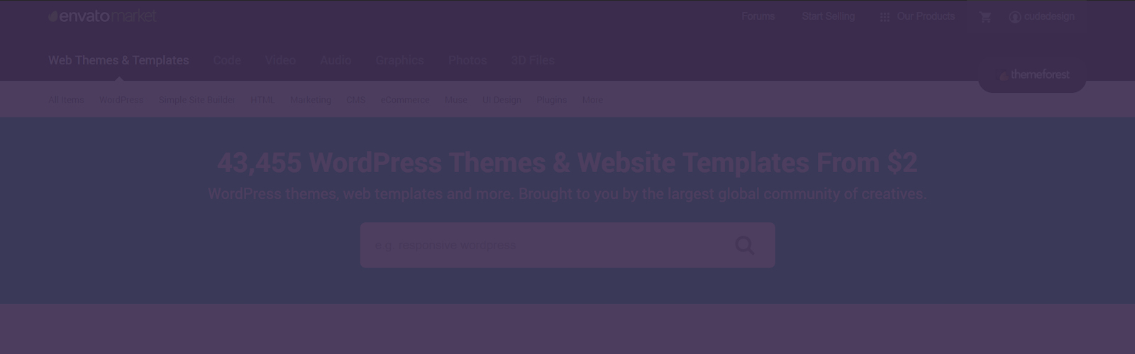 When should I choose a bespoke WordPress website over using a premium theme?