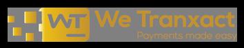 We Tranxact Logo - CBD Oil