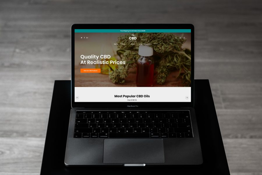 WordPress Themes for CBD and Cannabis Websites