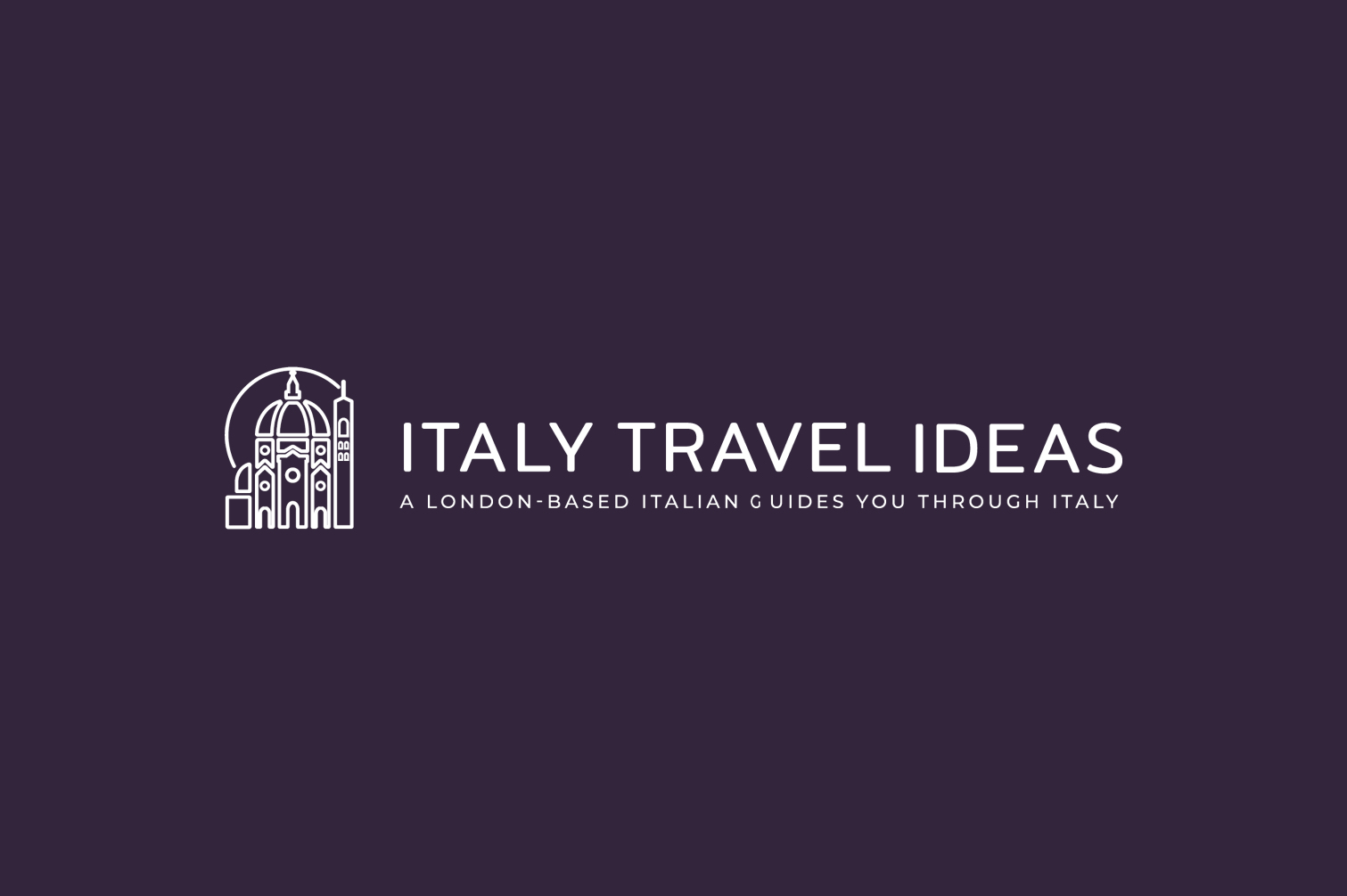 Italy Travel Ideas Logo