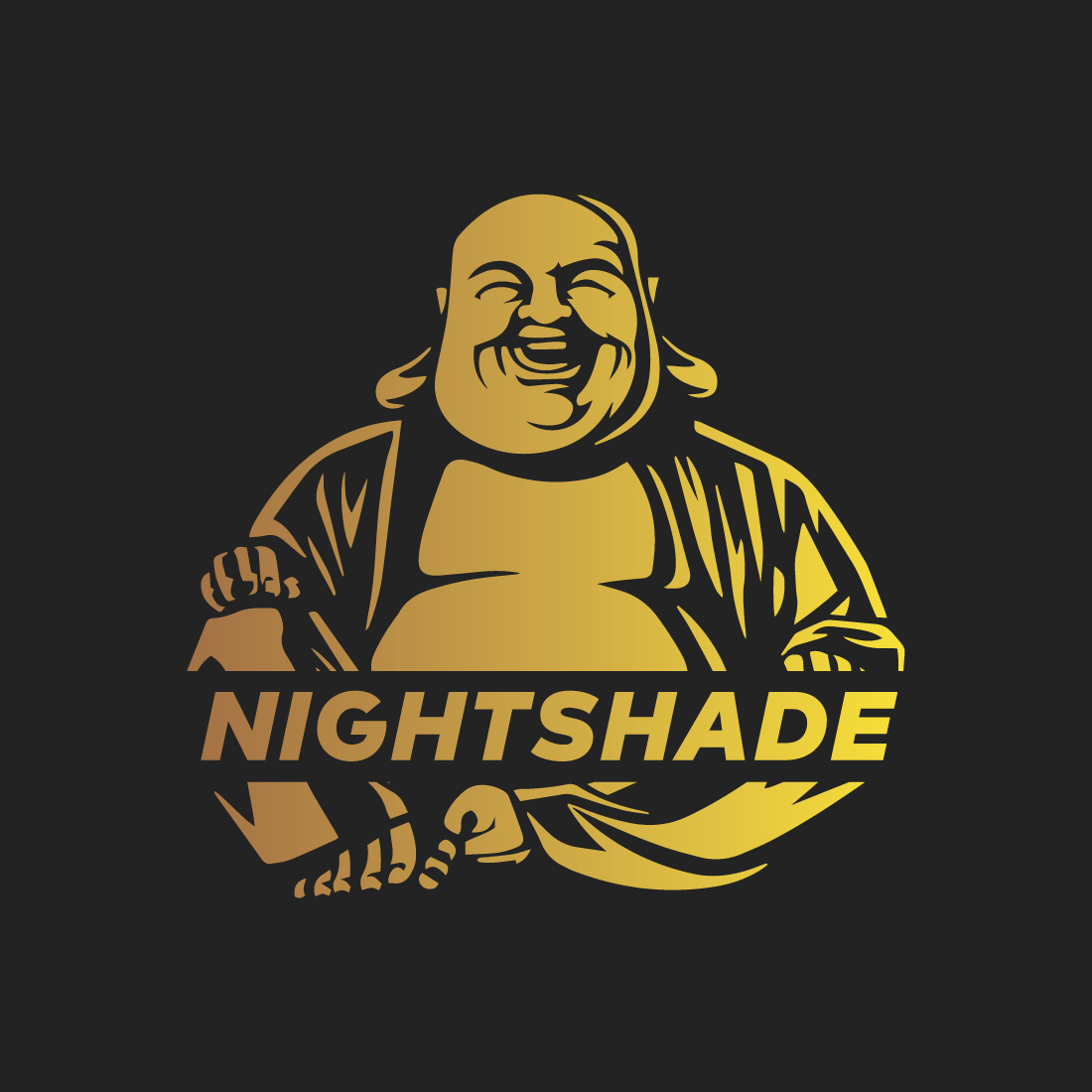 Nightshade CBD Logo and Branding