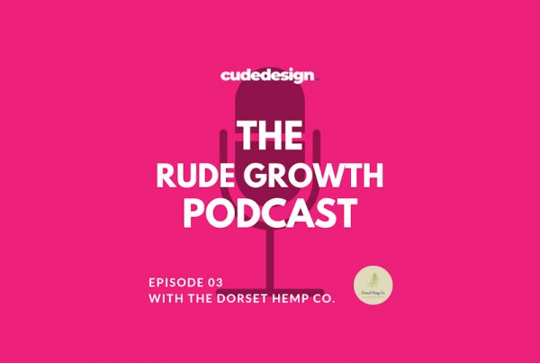 The Rude Growth Podcast – Episode003 With Dorset Hemp Co