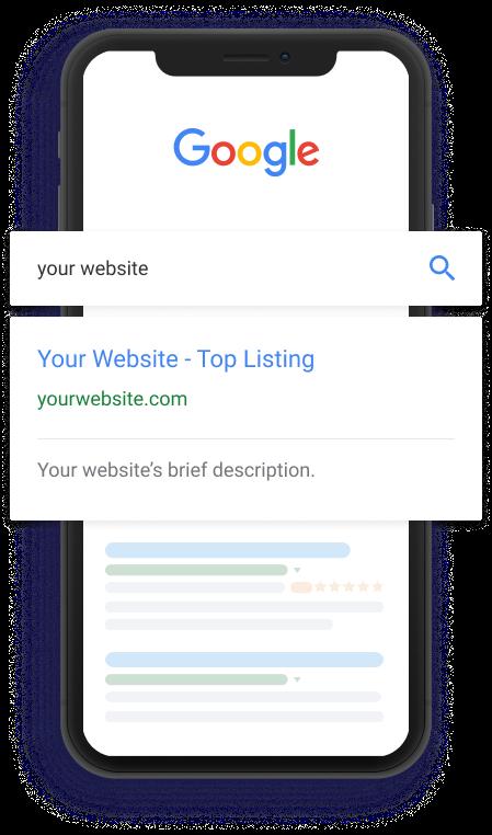 Start ranking your website
