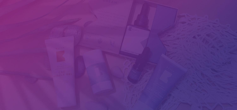 The Best Cannabis // CBD Oil Branding & Website Designs