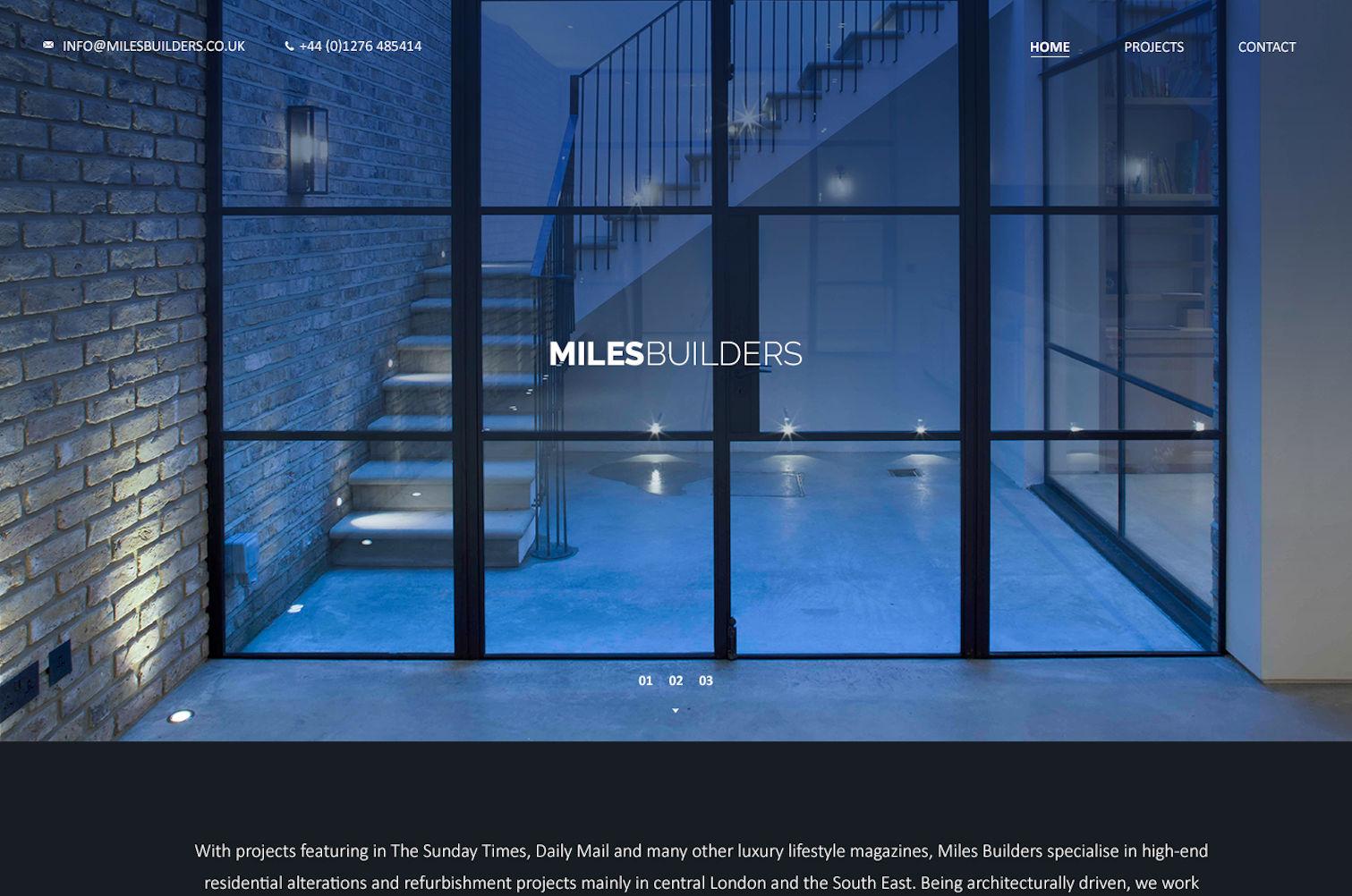 Web Design Guildford - By Cude Design